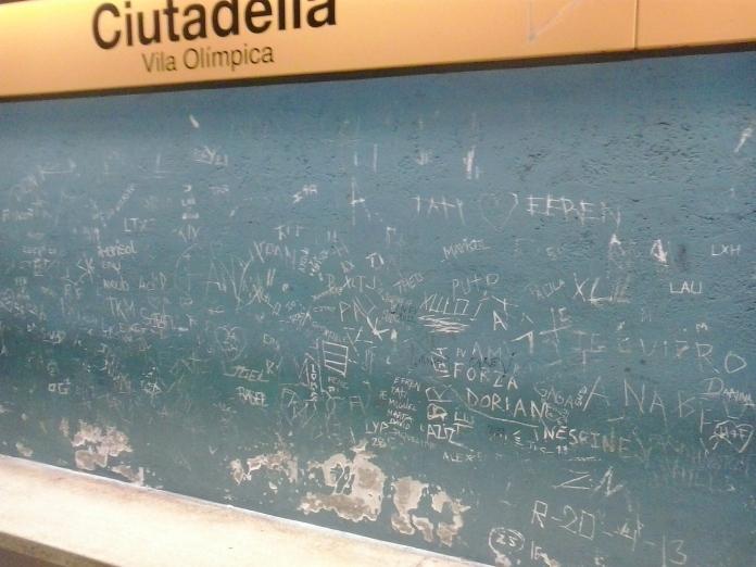 Para metro Ciutadella