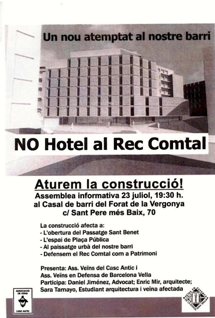 Hotel Rec Comtal