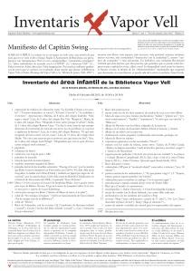 Inventari Vapor Vell 3