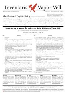 Inventari Vapor Vell 6